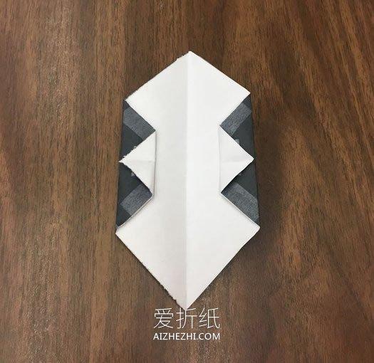 [视频]怎么简单折纸企鹅的方法 儿童手工立体企鹅折法- www.aizhezhi.com