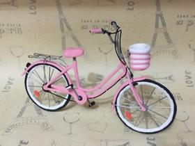 怎么做精美自行车模型手工艺品的方法步骤