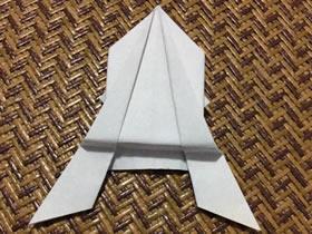 怎么折纸会跳的青蛙的折法图解步骤