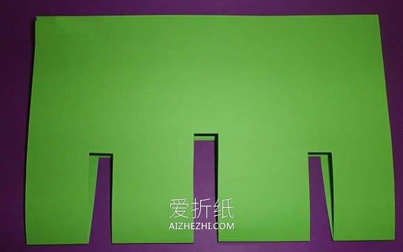 儿童怎么做教师节立体花丛贺卡的手工教程- www.aizhezhi.com