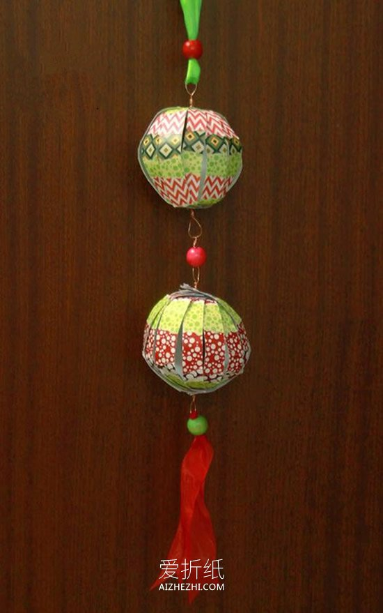 小学生做的新年贺卡_怎么手工做中秋节纸灯笼的制作方法教程_爱折纸网