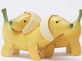 简单又有趣的各种水果动物的切法图片