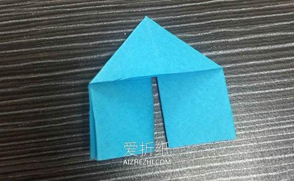 怎么做三角插小鱼的简单手工教程图解- www.aizhezhi.com