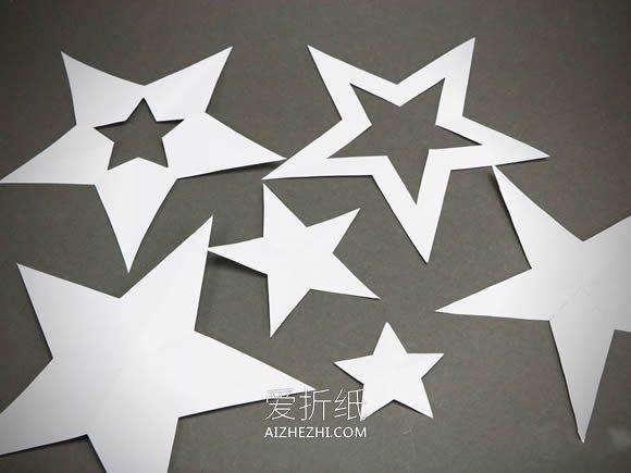 [视频]怎么只用一刀剪纸出五角星星的剪法教程- www.aizhezhi.com