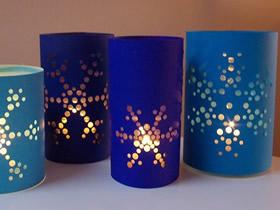 手工花灯制作方法_自制灯罩的做法大全_爱折纸网