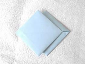 怎么简单折纸长方形信纸的折法图解教程