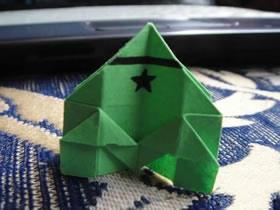 儿童怎么折纸航天飞机的折法图解教程
