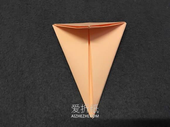 怎么折千纸鹤的详细折法过程图解- www.aizhezhi.com