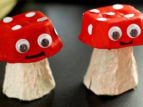 怎么做鸡蛋托蘑菇的制作方法教程