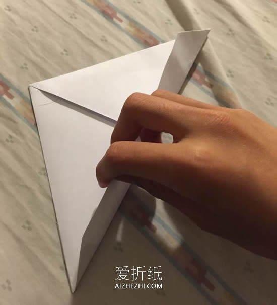 怎么折可以戴的纸帽子的折法图解简单- www.aizhezhi.com