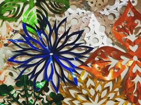 怎么折叠和剪纸多种美丽窗花的剪法图解教程
