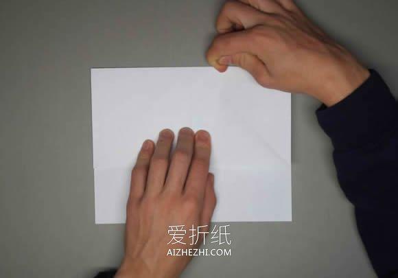 逼真F-16纸飞机的折法详细过程图解- www.aizhezhi.com