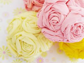 怎么做结婚派对装饰纸花球的制作方法教程