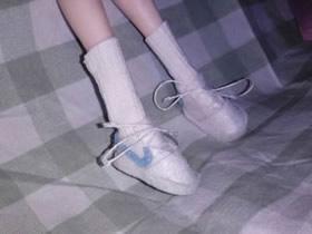 怎么做芭比娃娃鞋子的布艺手工制作教程
