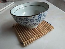 怎么做冰棍棒隔热杯垫的手工制作方法教程