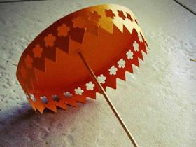 怎么做纸伞简单又漂亮的手工制作方法