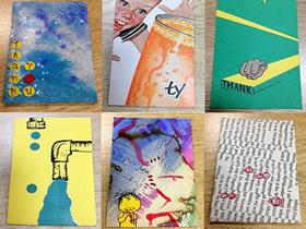 怎么折纸赠送礼品卡的信封的折法及作品图片