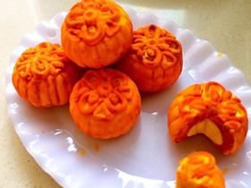 怎么做中秋节粘土月饼的几种制作方法图解