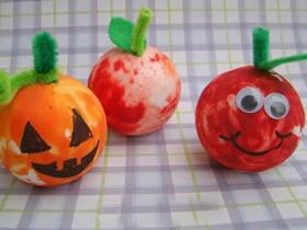 幼儿园怎么简单做泡沫球手工的图解教程