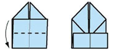 简单小青蛙折纸教程