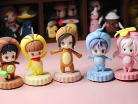 怎么做超轻粘土萌鸡小队宝宝人偶的制作方法