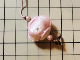 怎么用超轻粘土做国庆节灯笼的制作方法