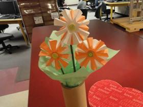 怎么做重阳节菊花礼物的手工制作方法图解