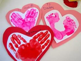 怎么做父亲节/母亲节爱心卡片的制作方法