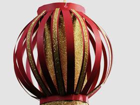 漂亮纸灯笼的制作方法详细图解教程