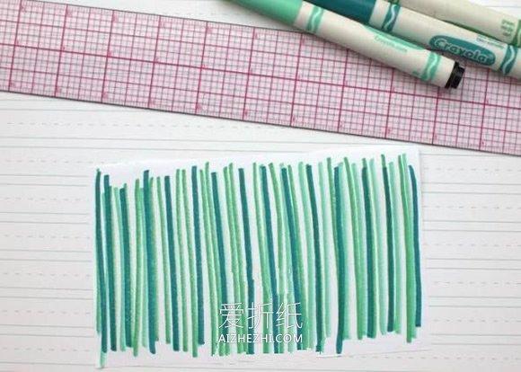 怎么做国庆节花束贺卡的制作方法简单又漂亮- www.aizhezhi.com