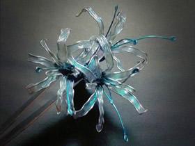 怎么做美丽指甲油花的制作方法图解