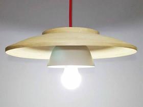 怎么用碗和盘子做吊灯灯罩的制作方法教程