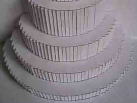 怎么做塔纸雕的制作方法 可以用到贺卡上