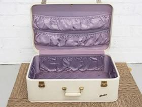 怎么用旧行李箱做狗窝的改造方法图解
