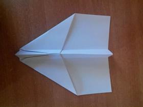 最经典纸飞机怎么折的图解教程