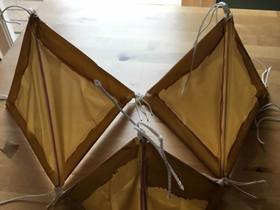 四面体风筝的制作方法
