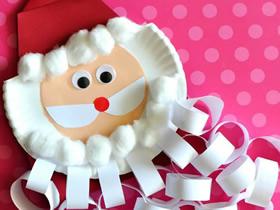 长胡子圣诞老人的制作方法