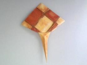 简单赤魟的折纸方法图解