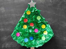 简单又可爱圣诞树的做法