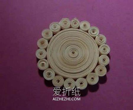 精美衍纸鸟笼的制作方法- www.aizhezhi.com