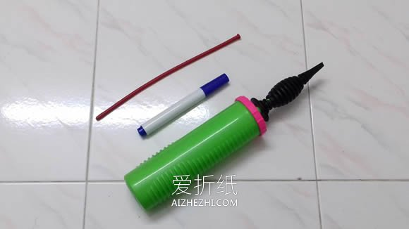 气球造型狗的教程图解- www.aizhezhi.com