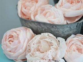 绸缎花制作方法图解