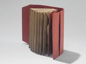 怎么折书皮的两种方法图解