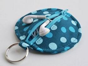 自制耳机包的图解教程