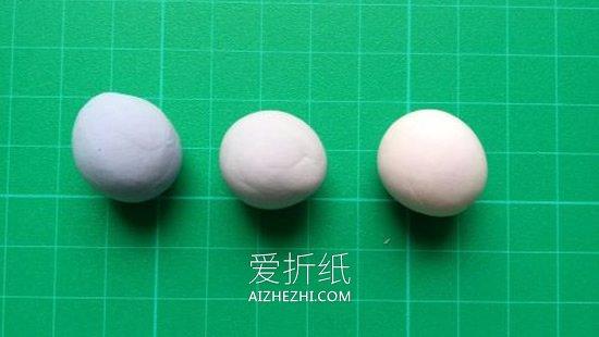 超轻粘土玫瑰花的制作方法- www.aizhezhi.com