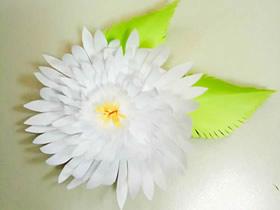 简单又漂亮纸花的做法