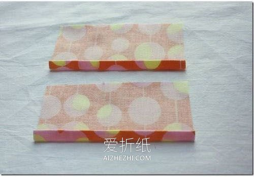 漂亮的卫生巾收纳袋DIY- www.aizhezhi.com
