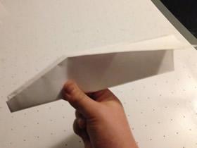 折纸平头飞机的简单方法