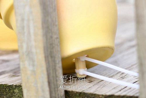 创意花盆摆放改造方法图解- www.aizhezhi.com