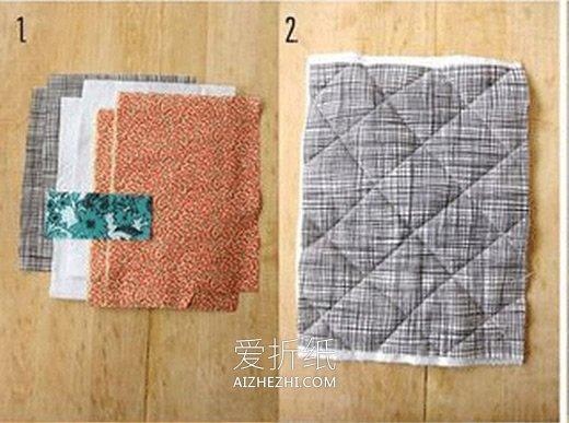 自制隔热手套的方法图解- www.aizhezhi.com